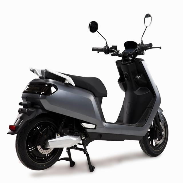 e-xtra Elektro-Scooter Roller Mattgrau E-LEVEN Mobility