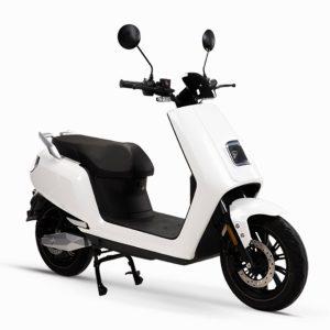 e-xtra Elektro-Scooter Roller Weiß E-LEVEN Mobility