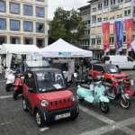E-LEVEN auf dem ATEM Aktionstag Elektromobilität in Stuttgart 09-2019