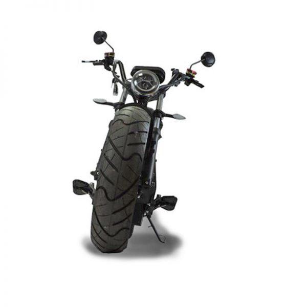 City-Twister Elektro-Chopper 45 km/h Front E-LEVEN Mobility
