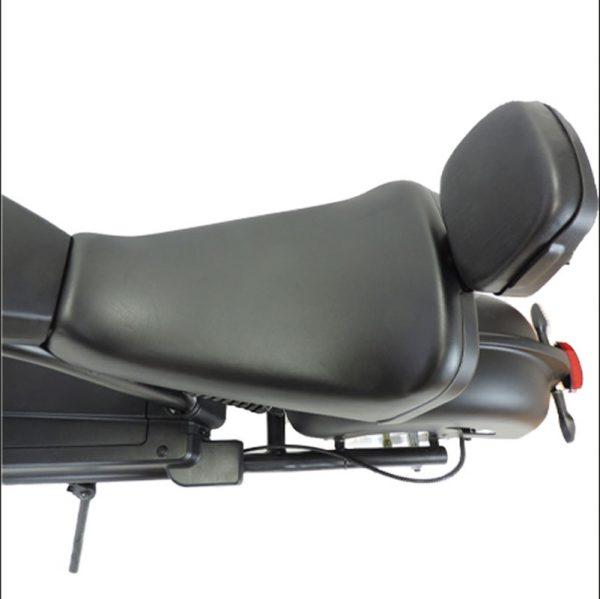 City-Twister Elektro-Chopper 45 km/h Sattel / Sitz E-LEVEN Mobility