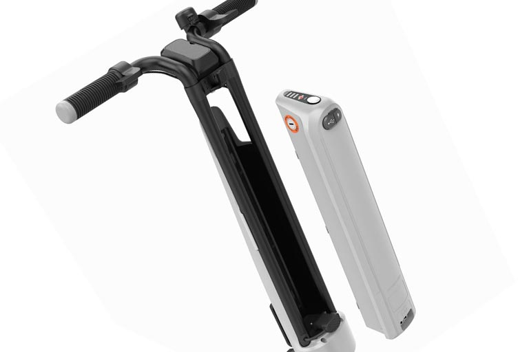 e-ric herausnehmbarer Akku E-LEVEN mobility solutions