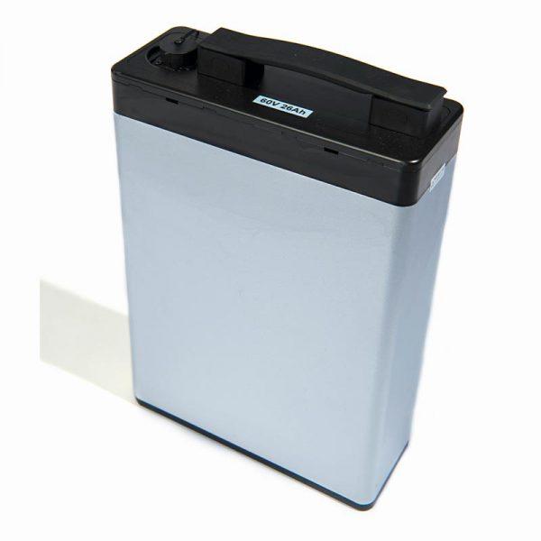e-xtra / e-xpress 60V 26Ah Batterie / herausnehmbarer Premium-Akku von Samsung - E-LEVEN Mobility Solutions