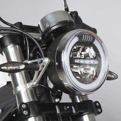 Horwin CR6 LED-Scheinwerfer E-LEVEN mobility solutions