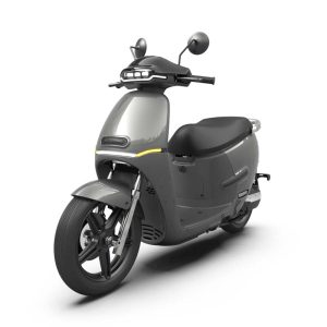 HORWIN EK3 Performance E-Scooter 95 km/h grau, perspektivisch-front - E-LEVEN Mobility GmbH Stuttgart