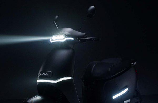 HORWIN EK3 Performance E-Scooter 95 km/h komplette LED-Licht-Ausstattung - E-LEVEN Mobility GmbH Stuttgart
