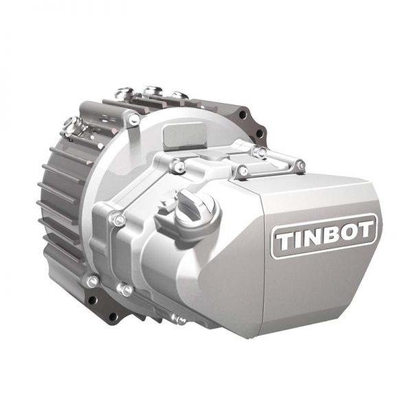 Tinbon Esum ES-1 Elektro-Enduro-Motorrrad Motor E-LEVEN mobility solutions