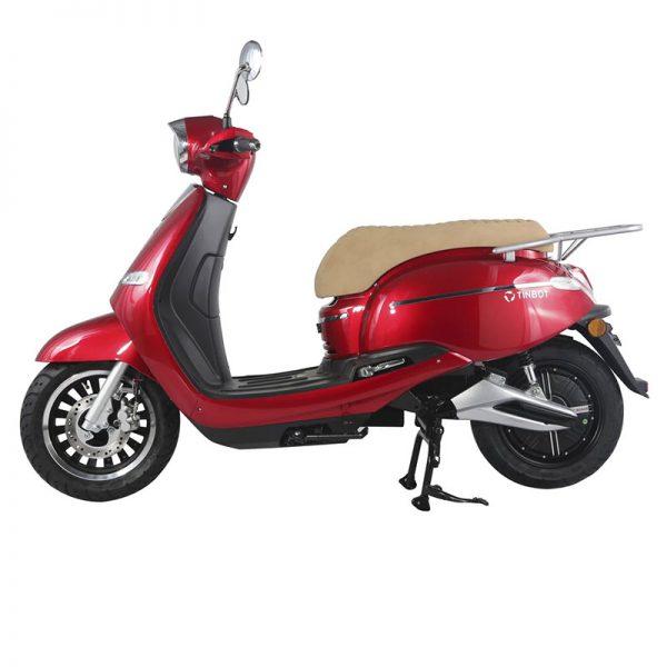 Tinbon TB-F10 Elektro-Scooter 50er e-Roller Mattschwarz E-LEVEN mobility solutions