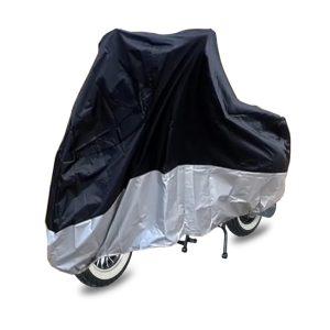 Universal-Regenabdeckung für Roller, Scooter oder Motorrad E-LEVEN mobility solutions