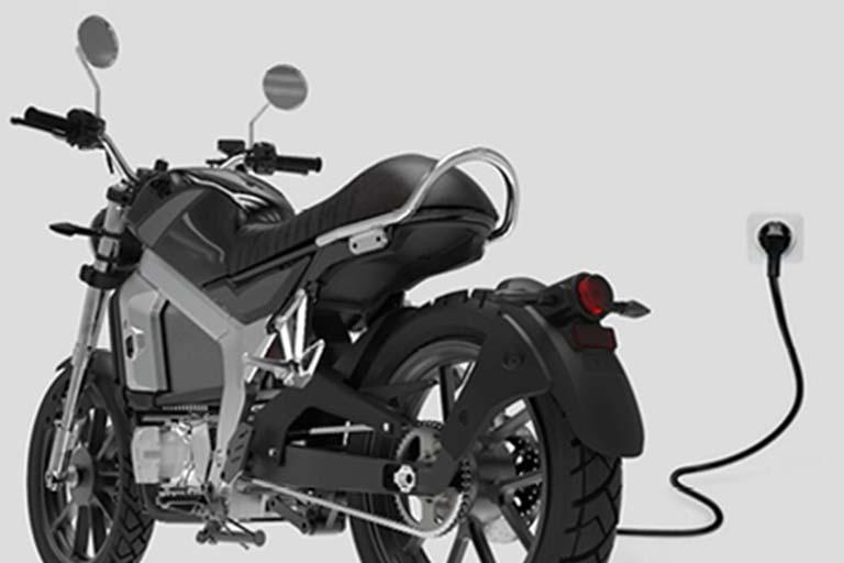 Horwin CR6 Akku / Batterie aufladen E-LEVEN mobility solutions