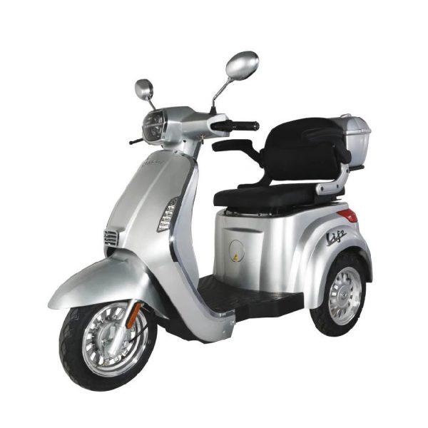 Tinbon LIFE Elektro-Seniorenmobil 20 km/h front perspektivisch E-LEVEN mobility solutions