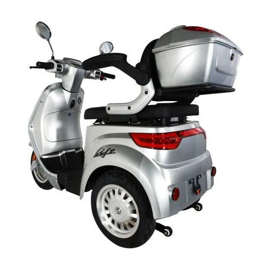 Tinbon LIFE Elektro-Seniorenmobil 20 km/h hinten perspektivisch E-LEVEN mobility solutions