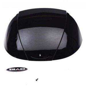 Lackierte Haube für TopCase SHAD SH29 Schwarz glänzend - E-LEVEN Mobility