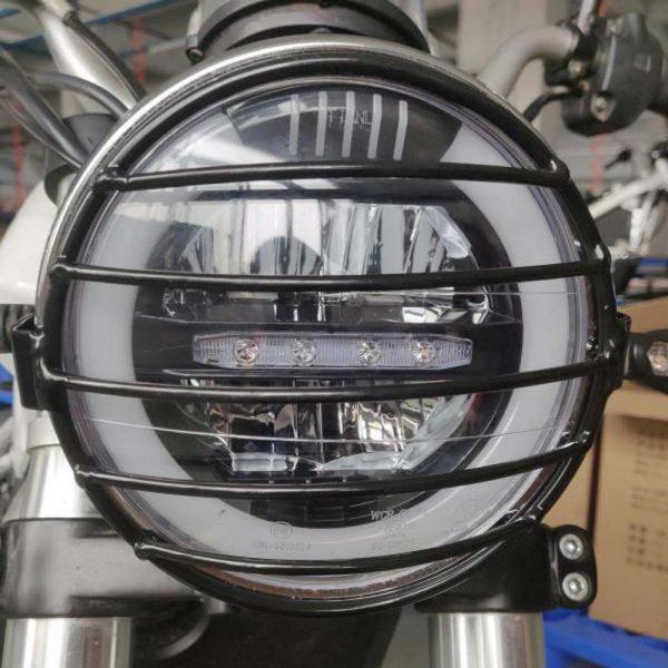 Scheinwerfer Grill für HORWIN CR6 & CR6 PRO E-LEVEN Mobility